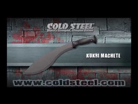Kukri Machete : Cold Steel Knives