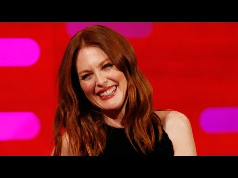 Julianne Moore is an Oscar loser - The Graham Norton Show: Series 16 Episode 17 - BBC One