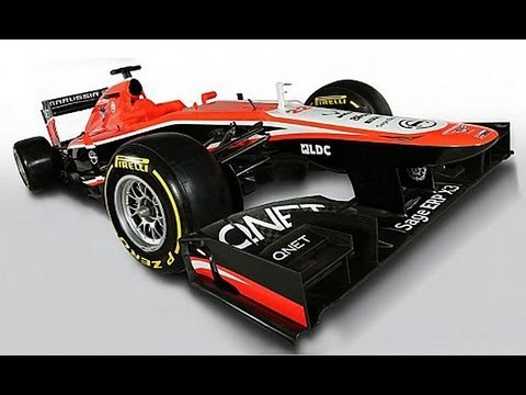 F1 2013-2014 COCHES ESPECTACULARES