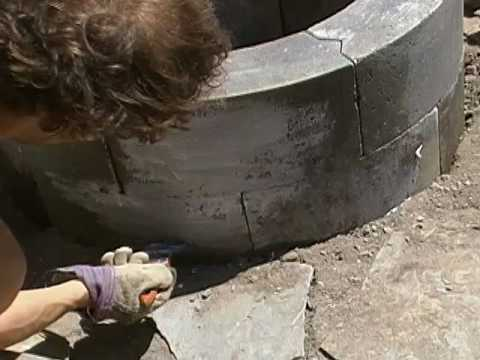 [How To Mortar A Firepit (Part 3of9).MP4] Video