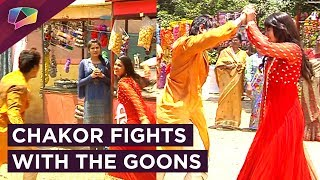Chakor Fights With The Goons | New Entry | Udaan | Colors Tv