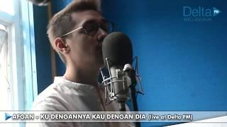 download lagu Ku Dengannya Kau Dengan Dia - Afgan Live At gratis