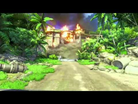 Far Cry 3 Trailer - Ubisoft E3 2012 Press Conference