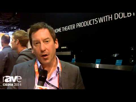 CEDIA 2014: Dolby Introduces Dolby Atmos for the Home