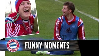Funniest Moments I Season 2014/15