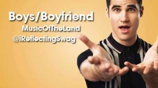 Watch Glee Cast Boys  Boyfriend video