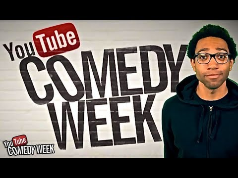 YOUTUBE COMEDY WEEK IMPRESSIONS – #WHOISUTV