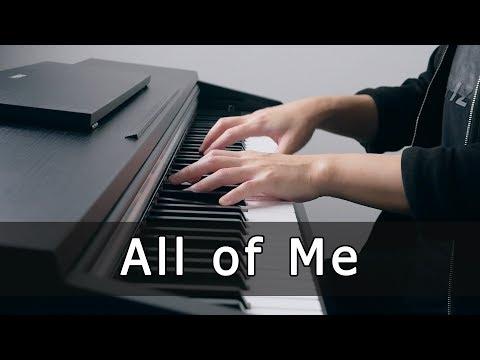 Download  John Legend - All of Me Piano Cover by Riyandi Kusuma Gratis, download lagu terbaru
