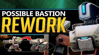 Overwatch Bastion Rework - Full Breakdown - Problems and Solutions