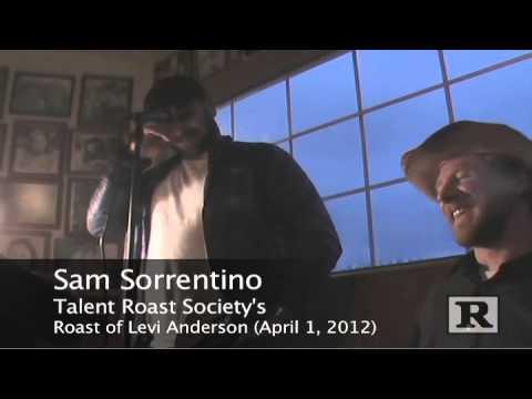 Sam Sorrentino Roasts Levi Anderson - UNCENSORED