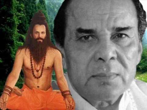 gurudev daya karke...(nikhileshwar gurudev and gorakhnath baba)