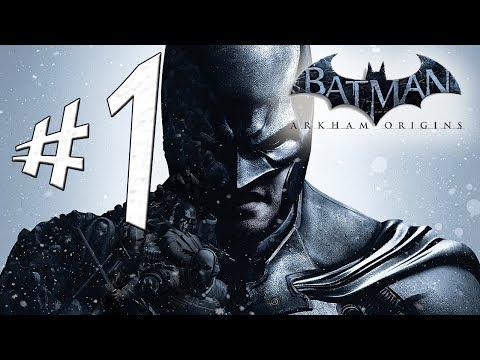 Batman Arkham Origins. Parte 1. Máscara Negra. Pinguim e Deathstroke Playthrough Dublado em PT.BR