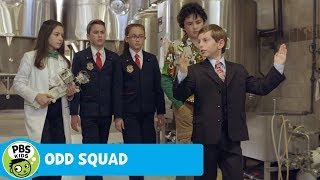 ODD SQUAD | The Third Best Straw Sharpener in Town | PBS KIDS