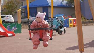 UTV. С Оренбургских дворов могут исчезнуть детские площадки, не подошедшие под новый техрегламент