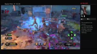 Bo4 zombies Blood of the dead
