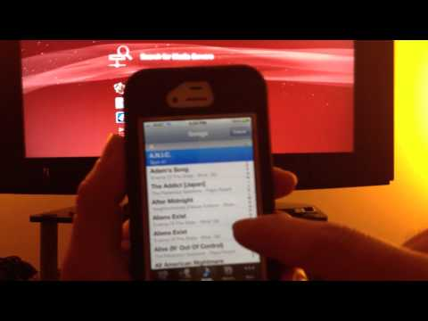 Copy Media From iPhone or iPad To PS3 and Xbox 360 Wirelessly
