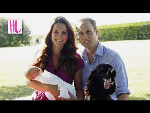 Royal Baby Photos Released By Kate Middleton And Prince William