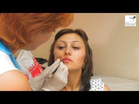 Перманентный макияж практическое занятие (Палатай М.А.)