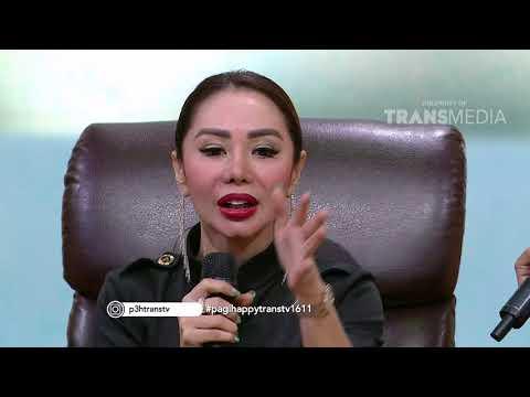 PAGI PAGI PASTI HAPPY - Femmy Dan Nikita Berebutan Vicky Prasetyo (16/11/17) Part 2