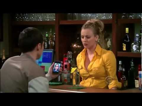 Penny dating sheldon