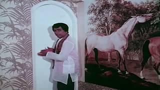 Naa Pilupe Prabhanjanam Movie || Nutan Prasad And Vijaya Love Scene || Krishna || Shalimarcinema