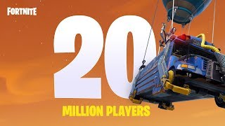 20 Million Players!