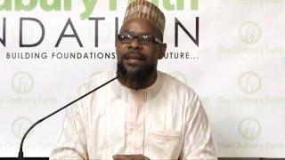 Awliyah (Saints) Of Allah & The Awliyah of Shaytaan – Abu Usamah