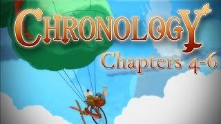Прохождение игры хронология 4 уровень