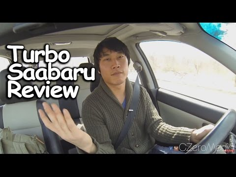 Saabaru Saab Turbo 92X Review