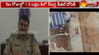 Hyd: Police bust diesel theft racket, seize Rs 90.4 lakh | హైదరాబాద్లో డీజీల్ దొంగల ముఠా అరెస్ట్..