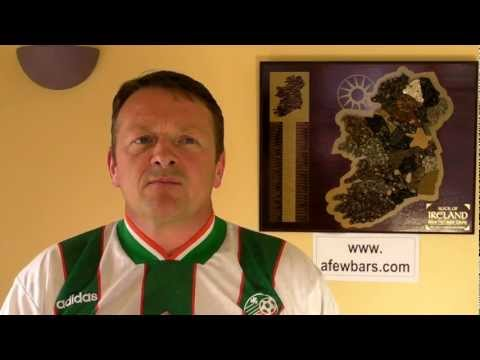 Irish national anthem: learn to sing in irish... part 1