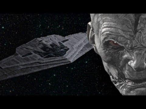 Превосходство - флагманский корабль Сноука из 8 эпизода
