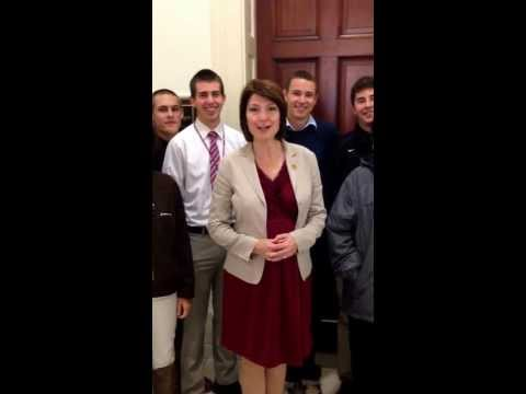 WWVA shout out from Cathy Mcmorris Rodgers