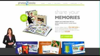 Photo books create and print last minute holiday gifts 2009