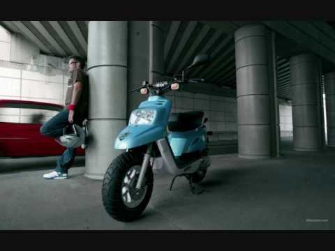 Yamaha bws Mbk booster