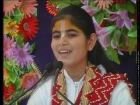 Devi Chitralekha Ji !! Hey  Girdhar Teri Aarti Gava !! Shri Krishna Aarti !! Latest Devotional