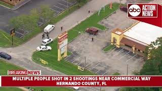 Multiple people shot in Spring Hill | Action Air 1