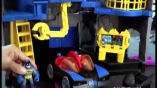 Fisher Price   Imaginext   Batcave   DC Super Friends
