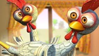 Turuleca The Chicken - Songs for kids, Children's Music | The Children's Kingdom