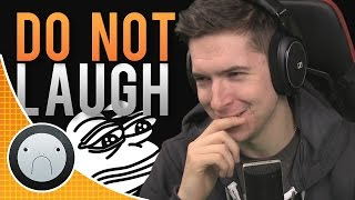 DON'T LAUGH CHALLENGE (DANK MEMES 2016)