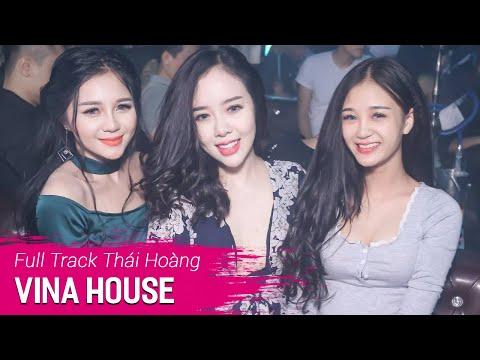 Nonstop Vinahouse 2017 | NST Full Track Thái Hoàng - DJ Triệu Muzik | Nhạc Sàn Hay Mới Nhất 2017