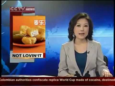 McDonald's Chicken  Nuggets Contain Dangerous Ingredients  - YouTube.flv