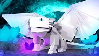 Minecraft: FURIA DA LUZ ! - COMO TREINAR SEU DRAGÃO ‹ LOKI ›