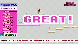 BBOOM BBOOM, Momoland - 8 bits