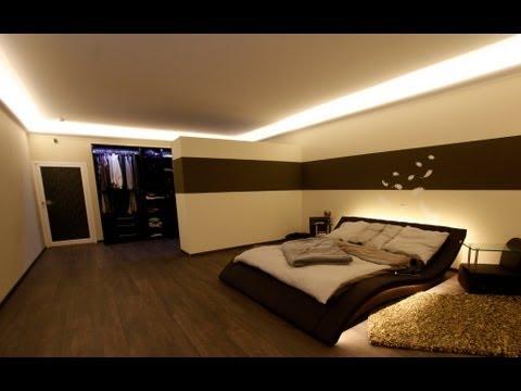 Indirektes licht schlafzimmer