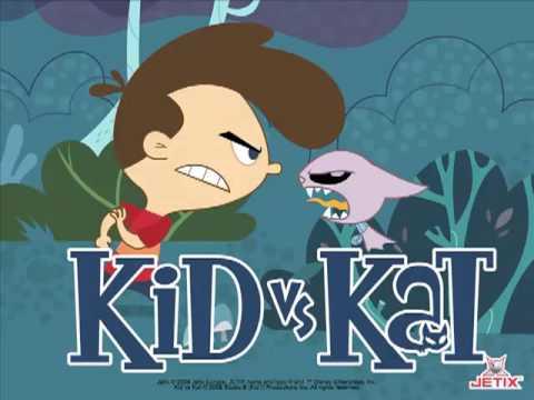La verdadera historia de Kid vs Kat. (loquendo)