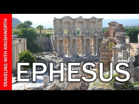Ephesus, Turkey: Tourism Attractions (HD) - Ancient City of Ephesus Ruins - Ephesus Travel Guide