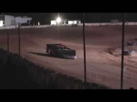 Jered Smith at Hattiesburg Motorsports Park 5/17/13