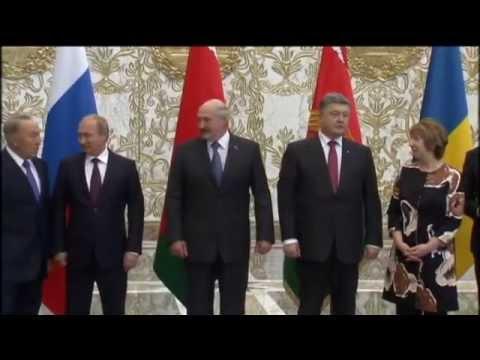 Ukraine-Russia Ceasefire? Poroshenko and Putin move closer to possible peace deal