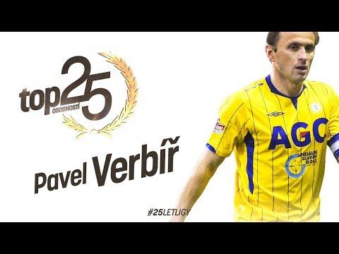 TOP 25 osobností: Pavel Verbíř